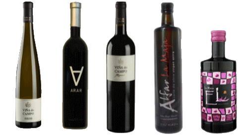 Wein & Öl vom Jakobswein